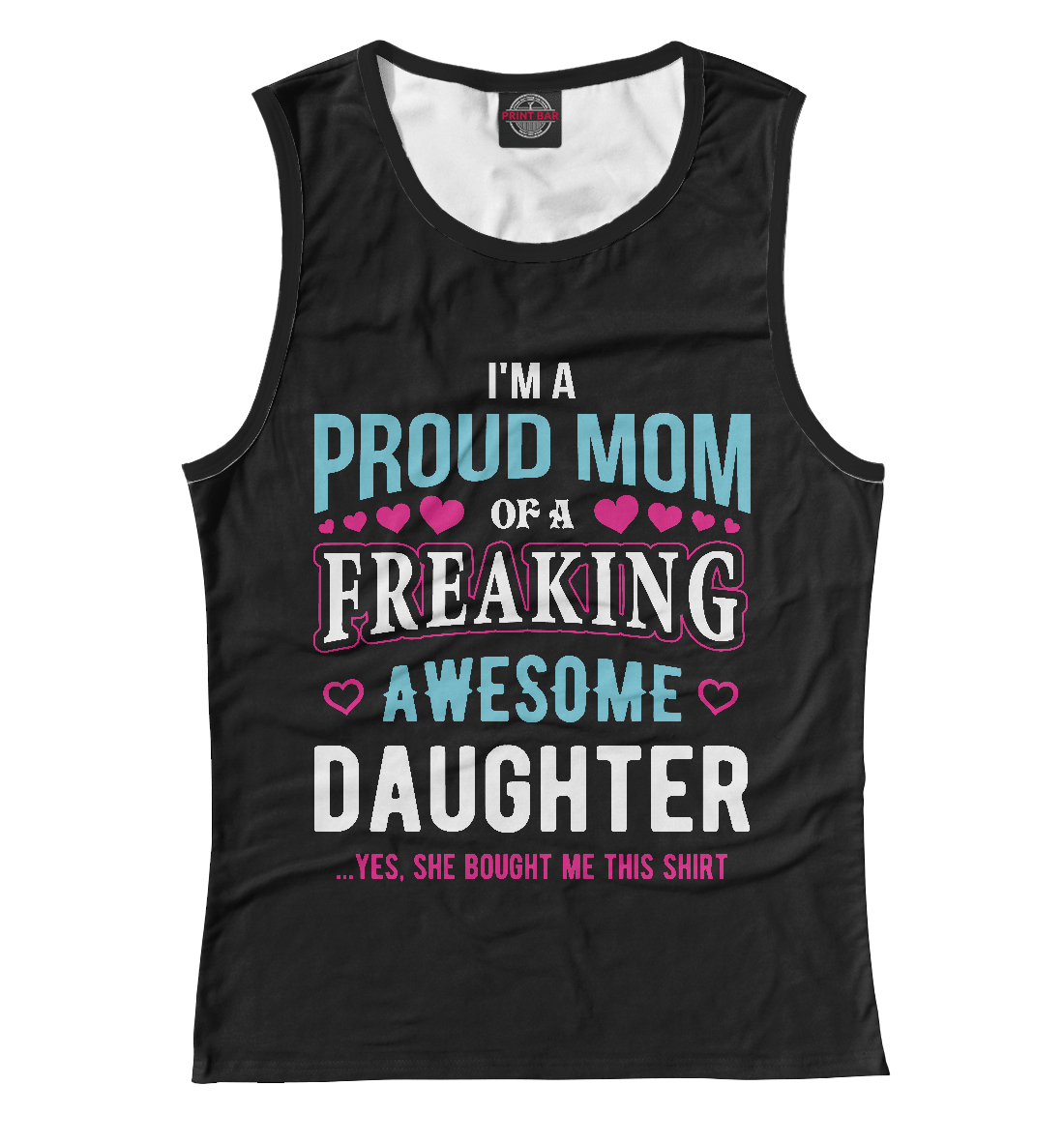 Proud Mom of Awesome Daughter