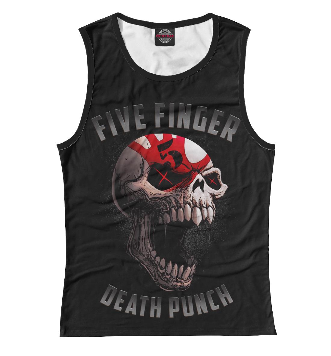 Купить Five Finger Death Punch, Printbar, Майки, FFD-689317-may-1