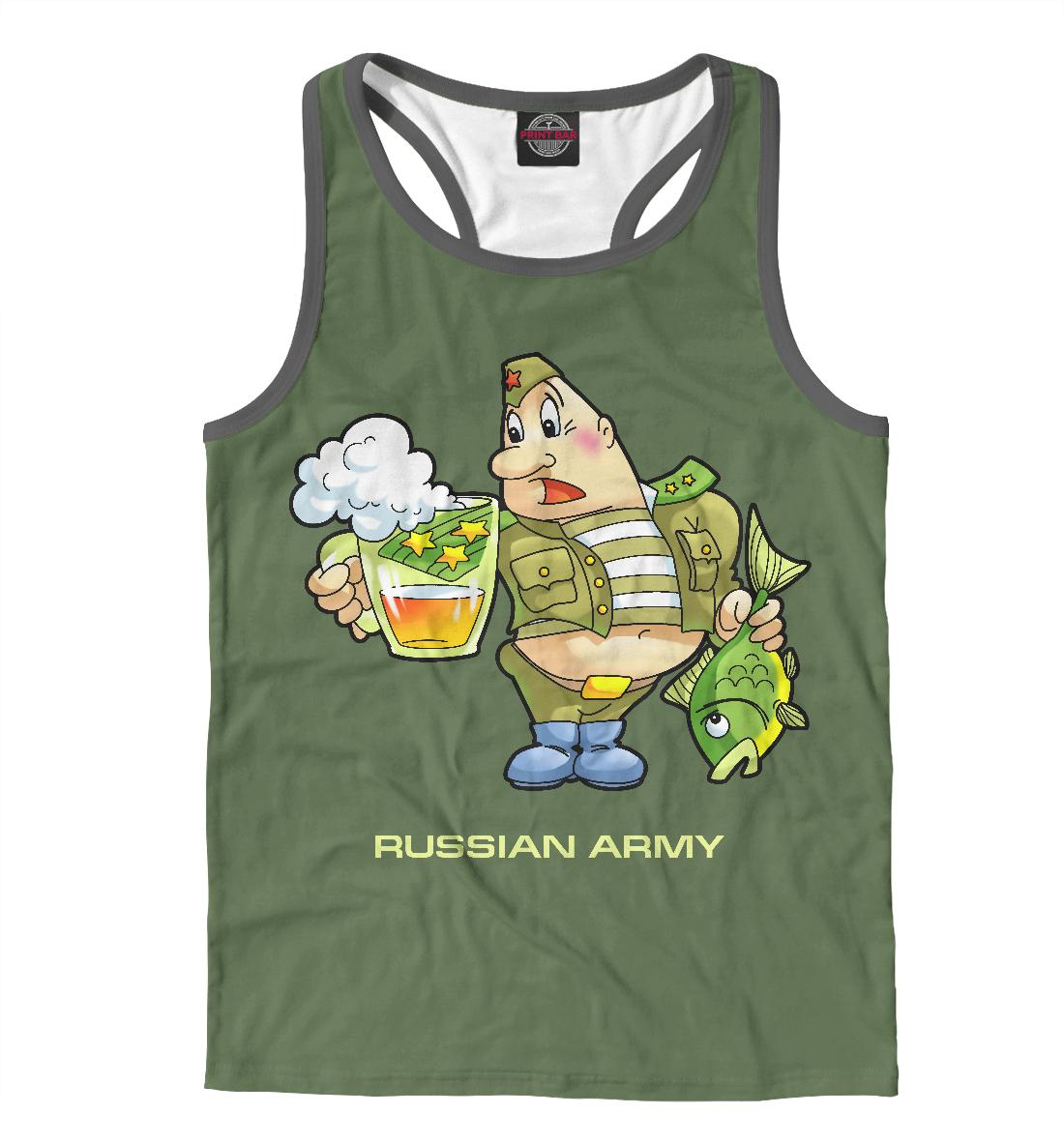 Купить Армия России, настоящий полковник, Printbar, Майки борцовки, 23F-356589-mayb-2