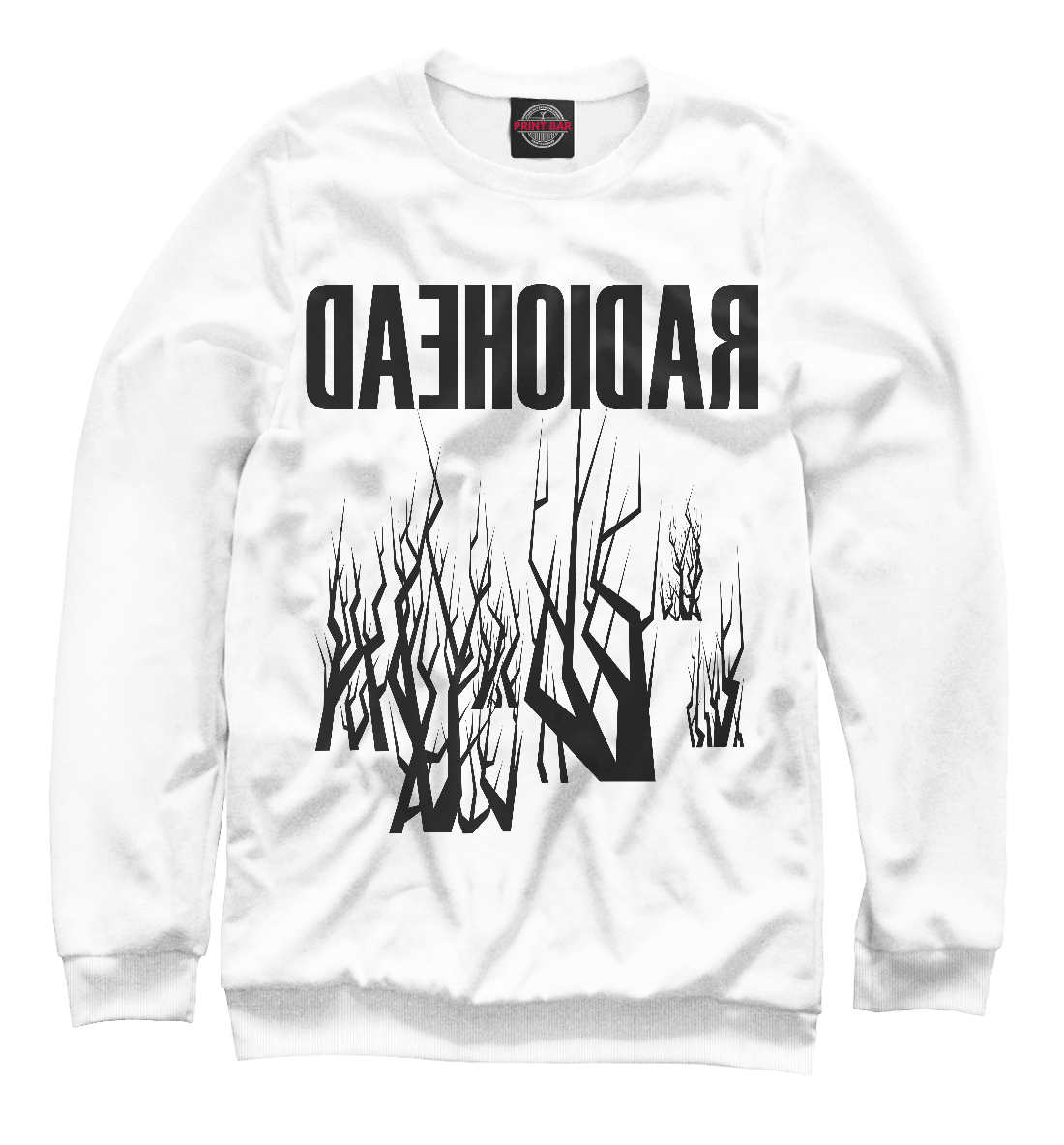 Купить Radiohead, Printbar, Свитшоты, RDH-121990-swi-2
