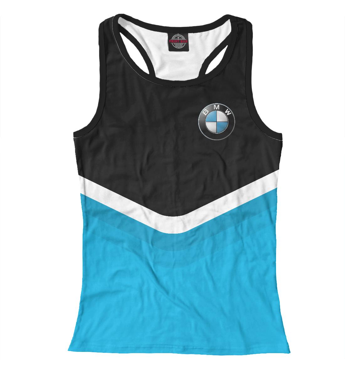 Купить BMW Black & Blue, Printbar, Майки борцовки, BMW-586846-mayb-1