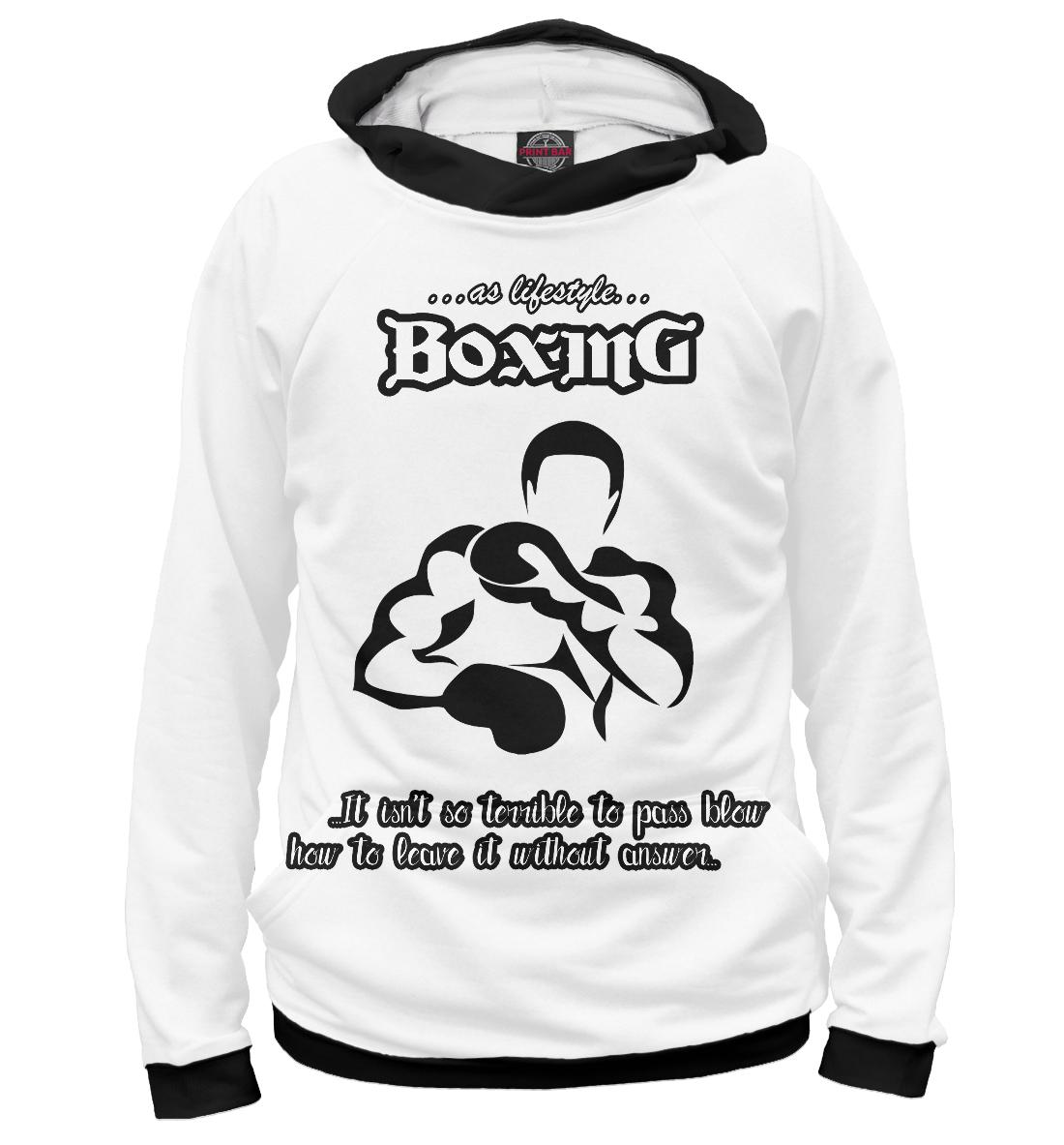 Купить BOXING, Printbar, Худи, BOX-437049-hud-2