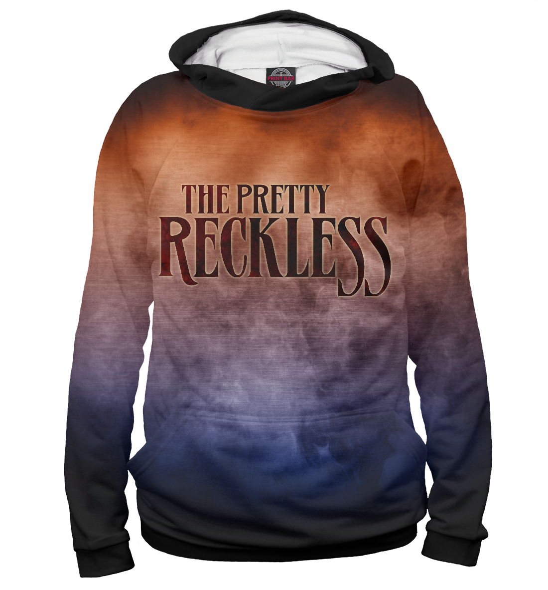 Купить The Pretty Reckless, Printbar, Худи, TPR-119015-hud-2