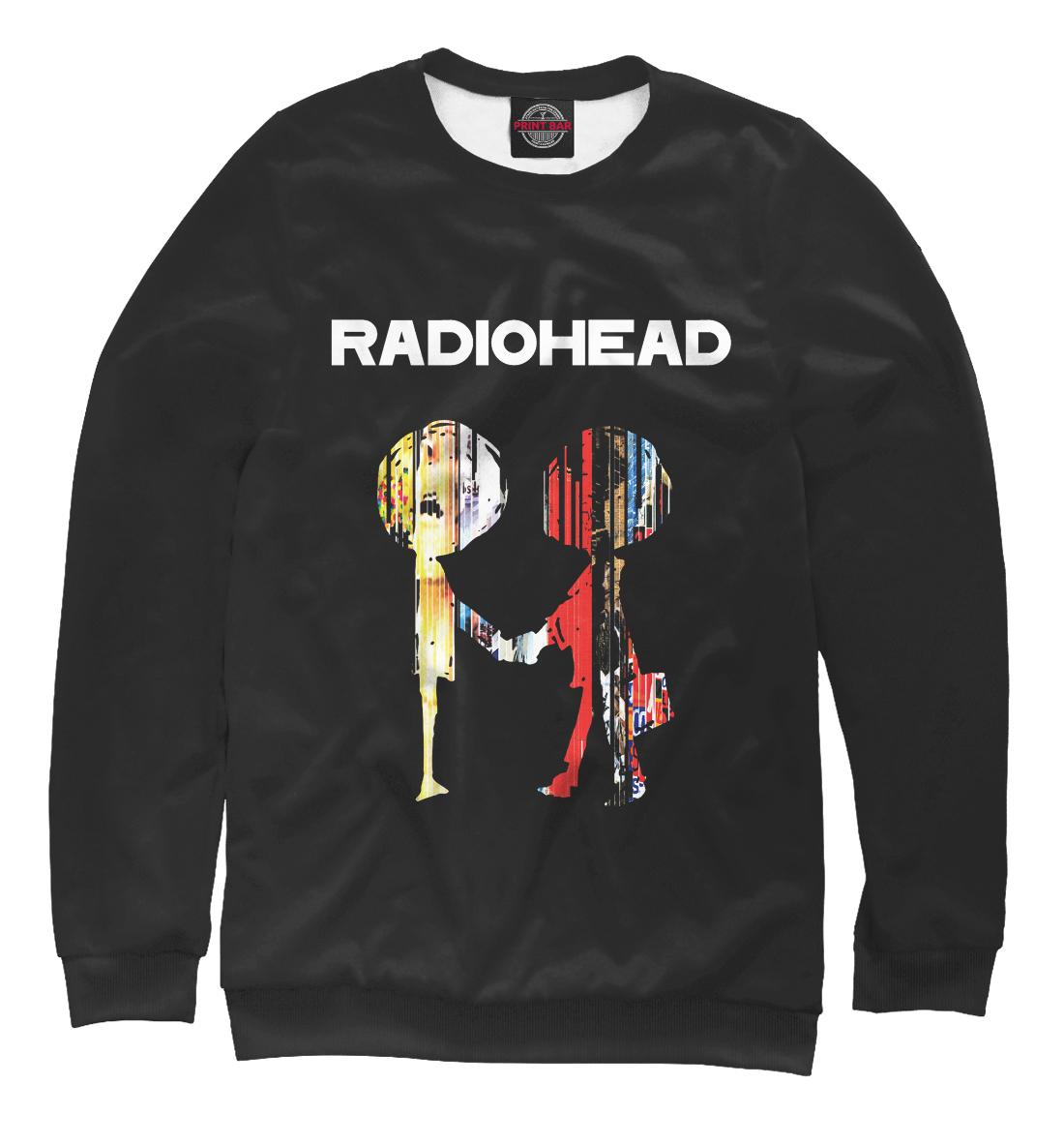 Купить Radiohead, Printbar, Свитшоты, RDH-309390-swi-2