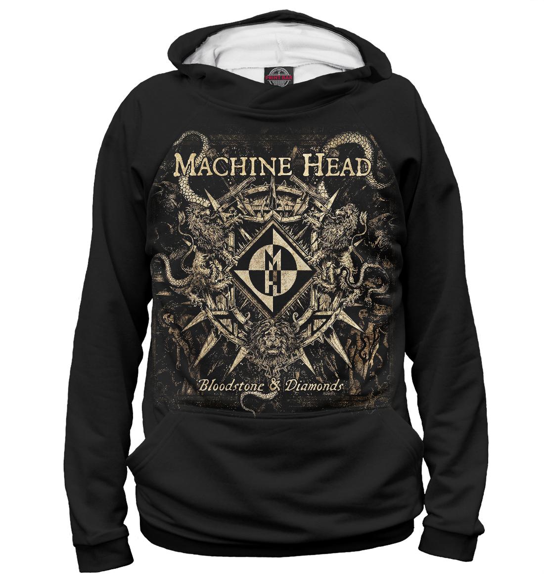 Купить Machine Head, Printbar, Худи, MZK-477891-hud-1