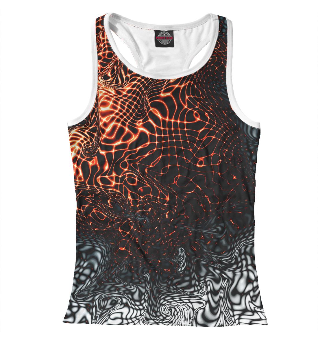 Купить Molted lava, Printbar, Майки борцовки, APD-985735-mayb-1