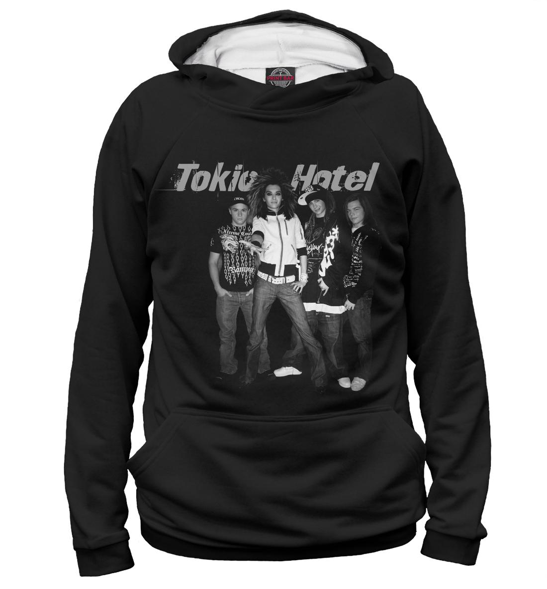 Купить Tokio Hotel, Printbar, Худи, THT-741484-hud-2