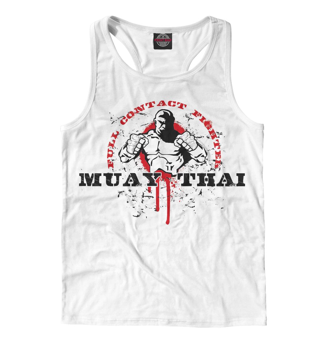 Купить Тайский бокс, Printbar, Майки борцовки, EDI-851953-mayb-2