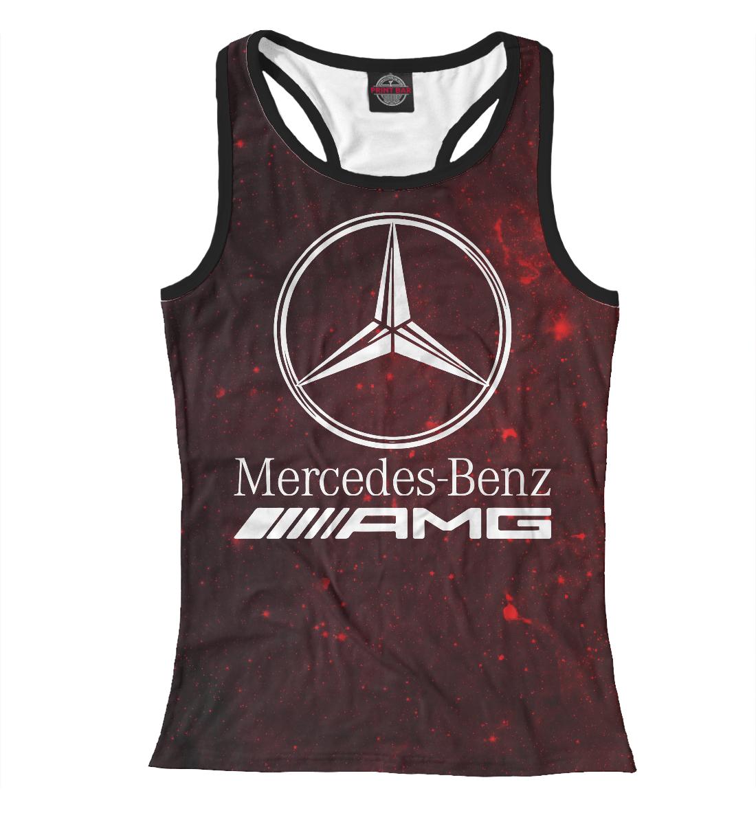 Купить Mersedes-Benz AMG, Printbar, Майки борцовки, MER-894939-mayb-1