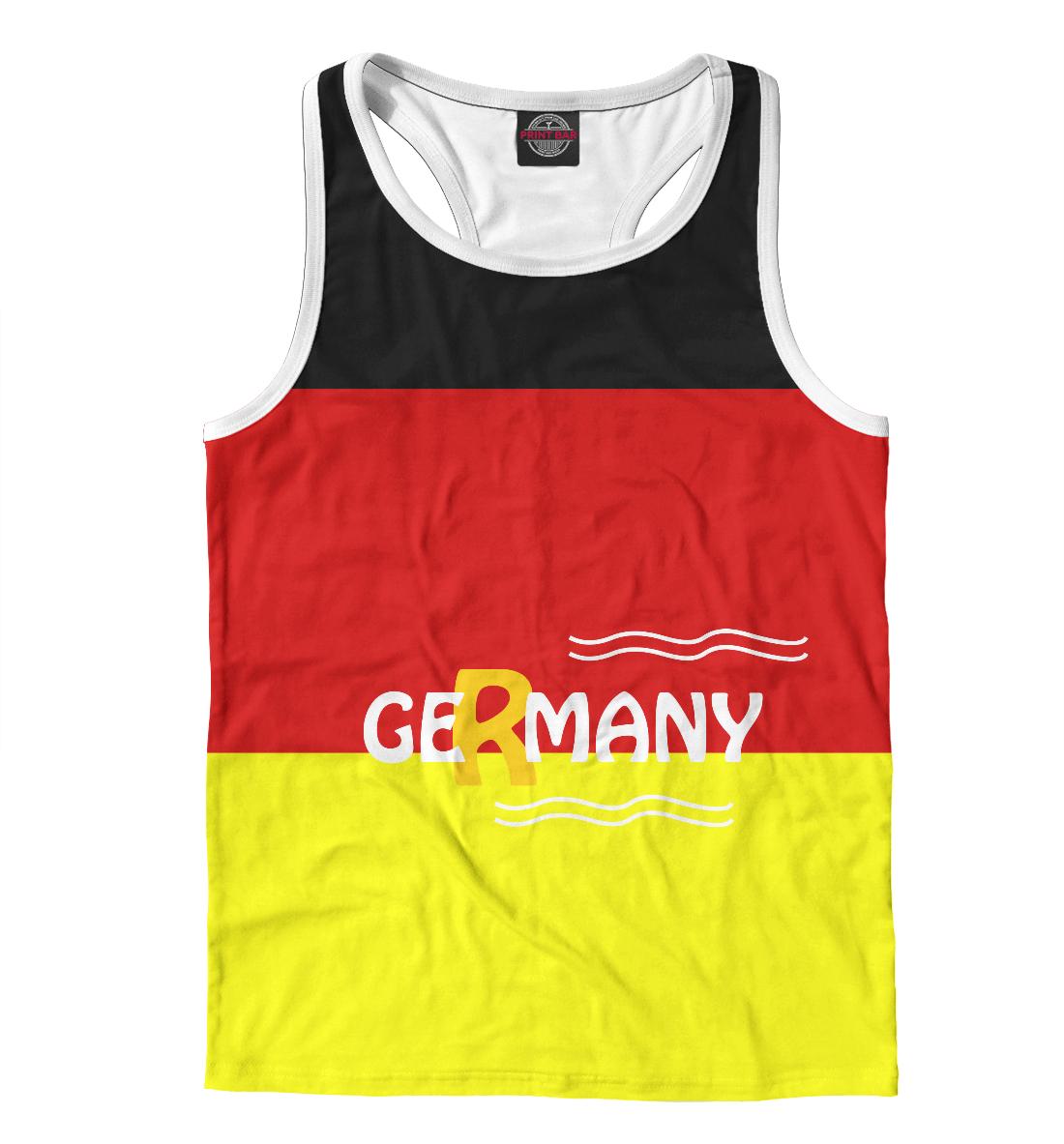 Купить Германия, Printbar, Майки борцовки, GER-199229-mayb-2