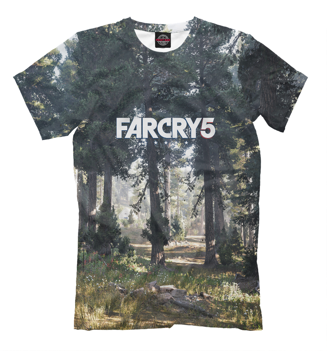 Купить Far Cry 5, Printbar, Футболки, FRC-192690-fut-2