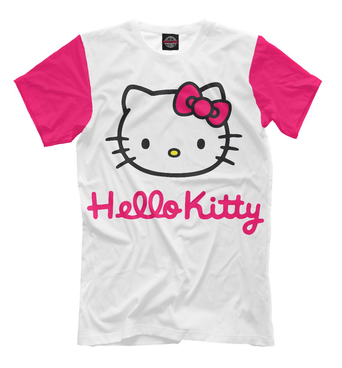 Купить Hello Kitty, Printbar, Футболки, HLK-201223-fut-2
