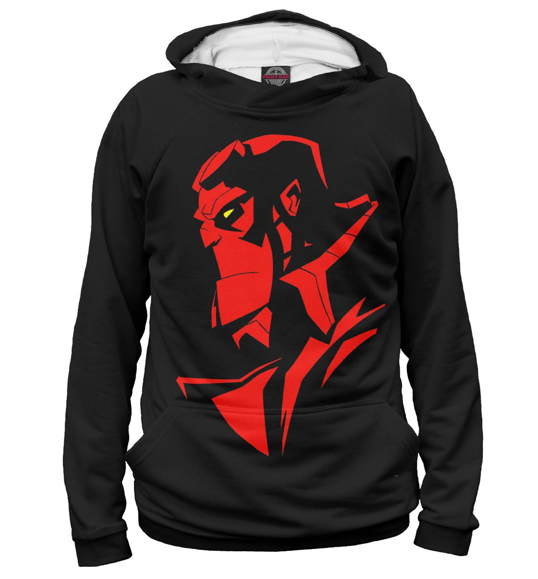 Купить Hellboy, Printbar, Худи, KNO-985700-hud-2