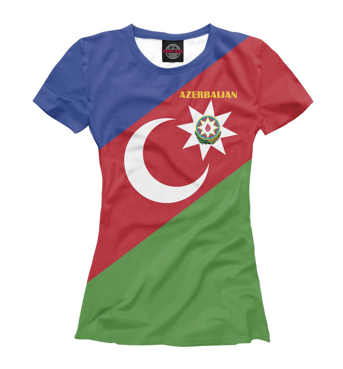 Azerbaijan - герб и флаг