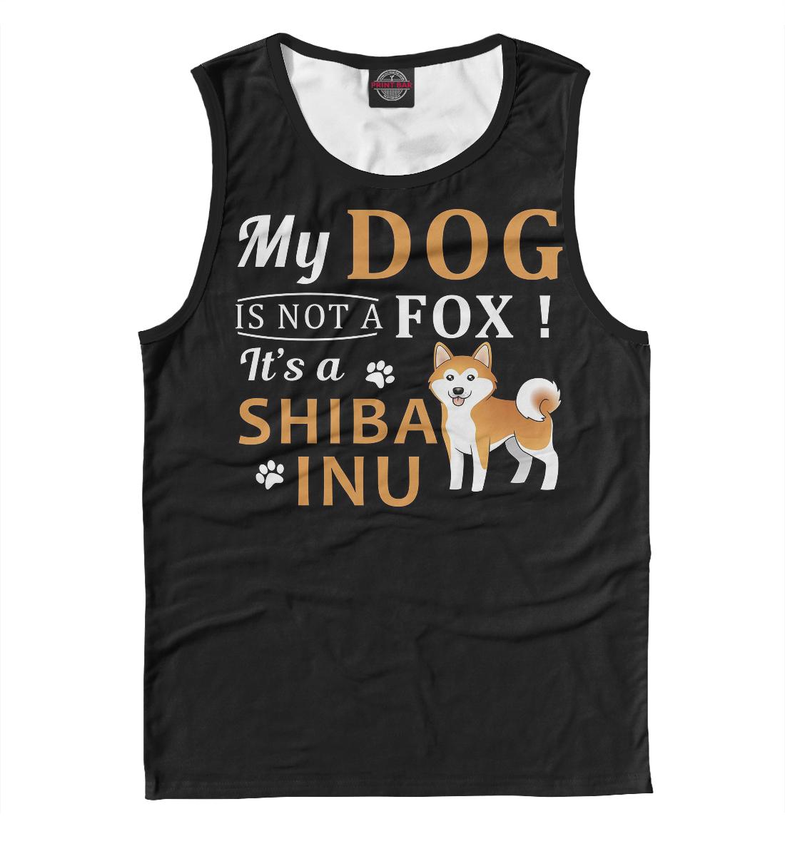 Купить Shiba inu, Printbar, Майки, DOG-424210-may-2