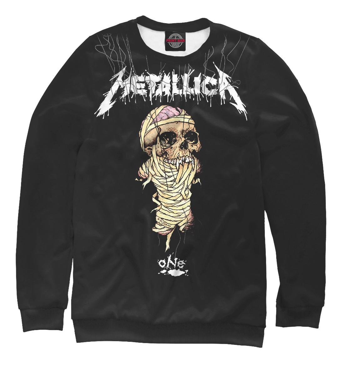 Купить Metallica One, Printbar, Свитшоты, MET-184006-swi-1