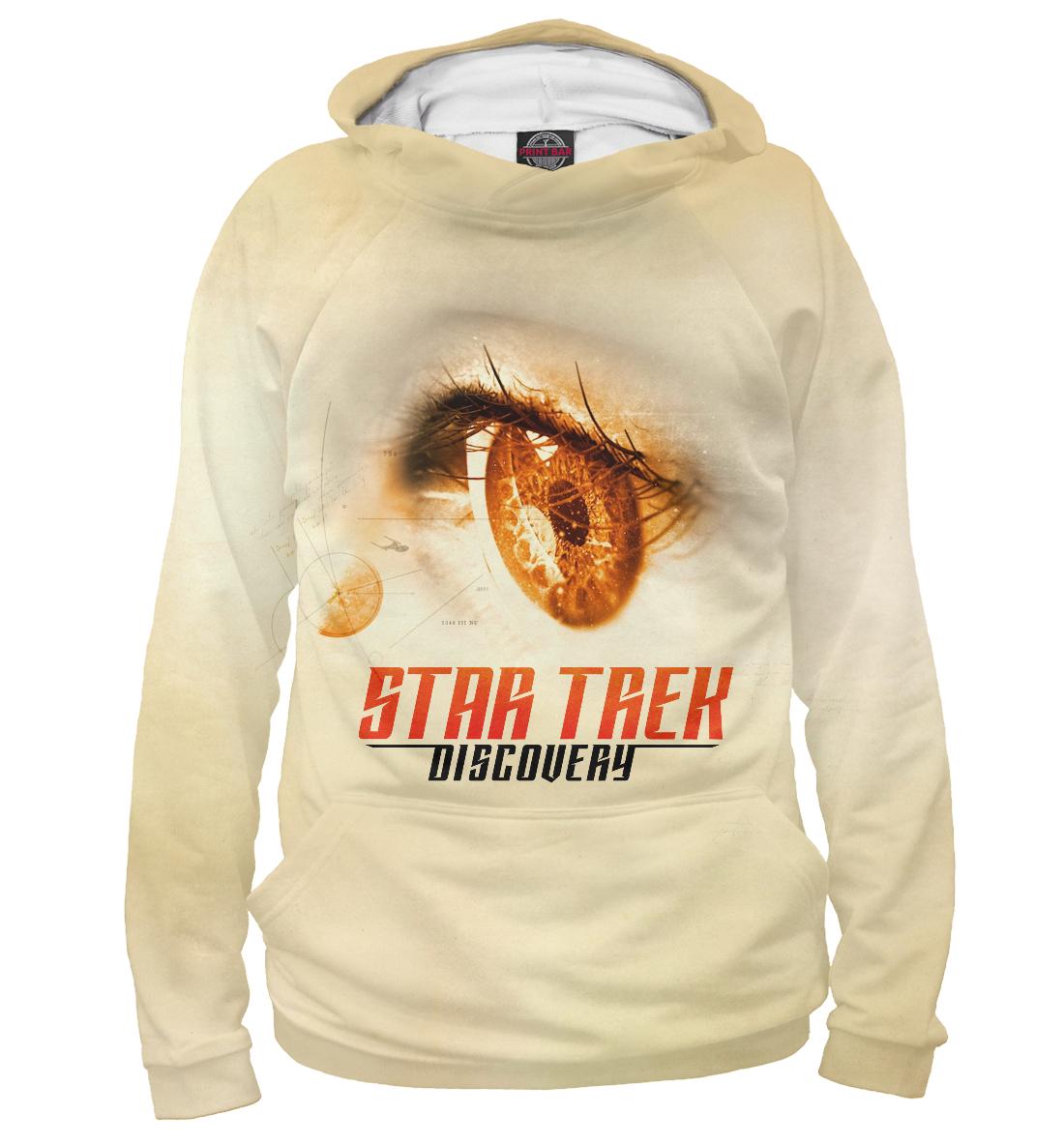Купить Звёздный путь: Дискавери, Printbar, Худи, SDC-568854-hud-1