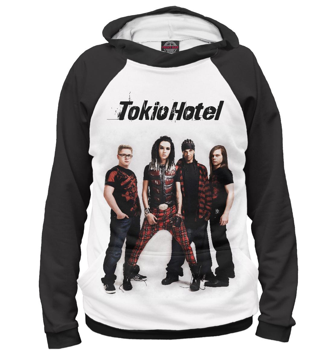 Купить Tokio Hotel, Printbar, Худи, THT-912478-hud-1