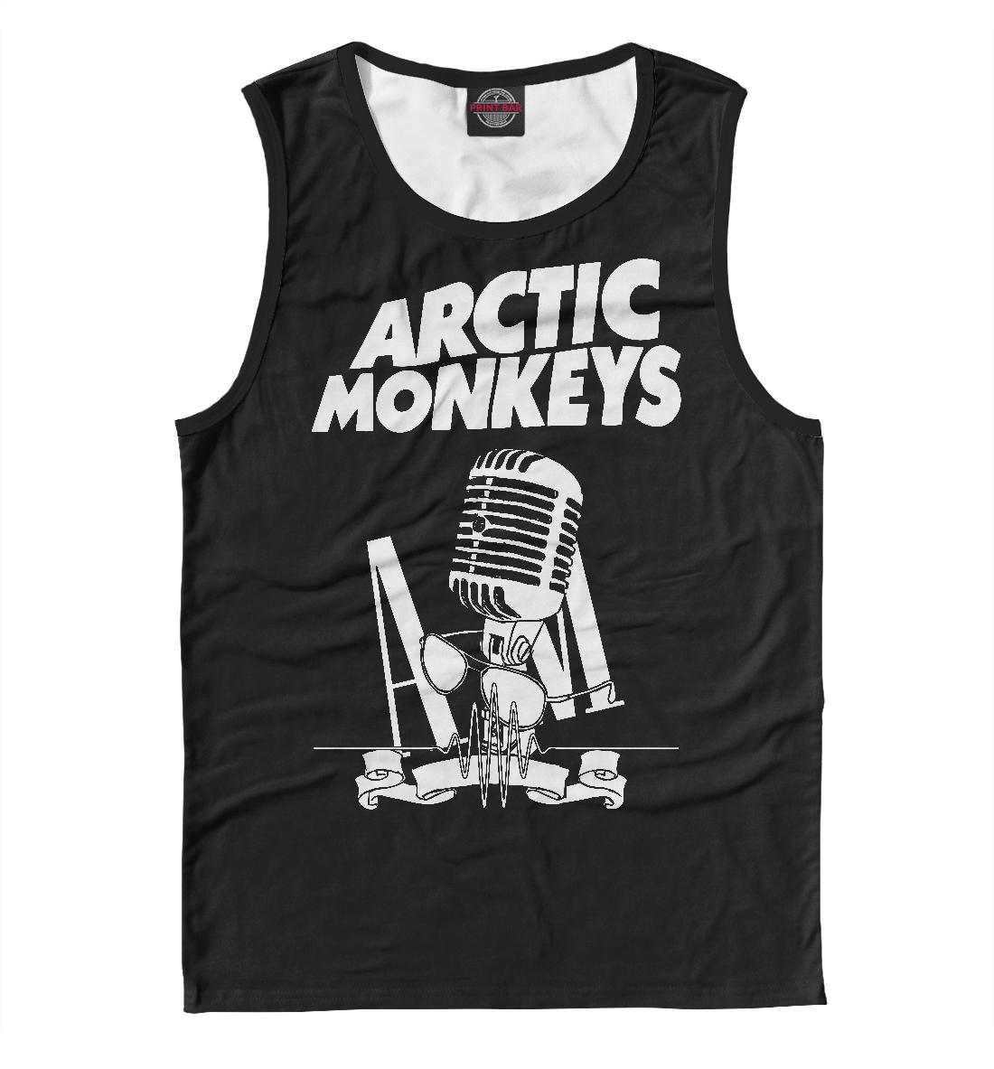 Купить Arctic Monkeys, Printbar, Майки, AMK-917653-may-2