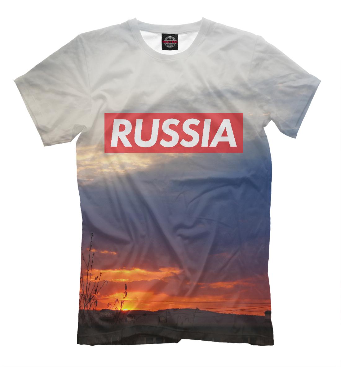 Купить Russia Supreme, Printbar, Футболки, VSY-783011-fut-2