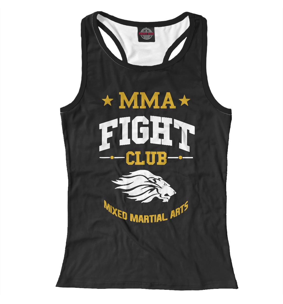 Купить MMA Fight Club, Printbar, Майки борцовки, MNU-718522-mayb-1