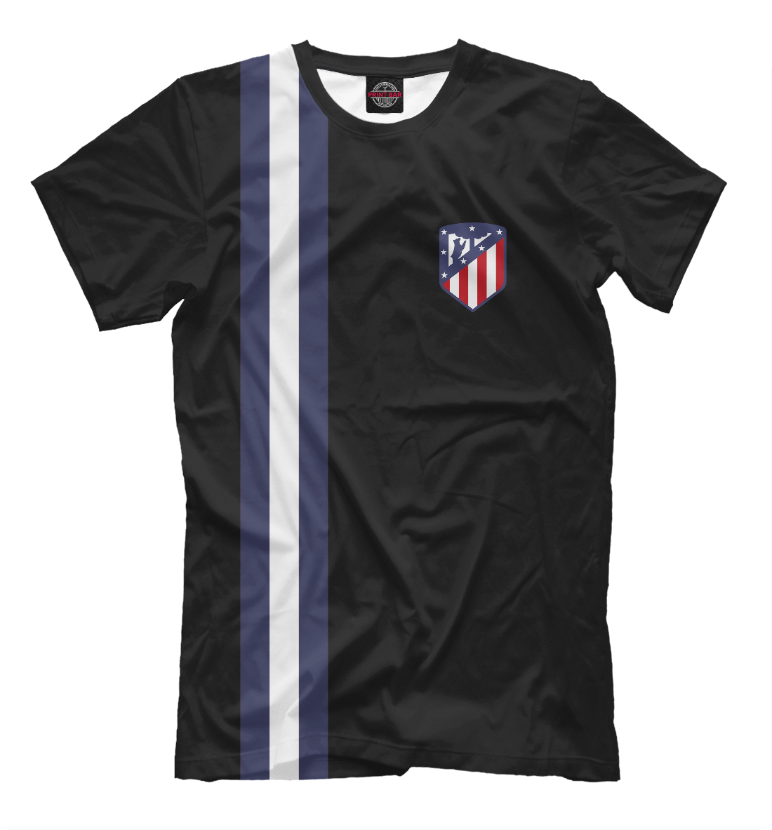 Купить Atletico Madrid Line Edition, Printbar, Футболки, ATL-194671-fut-2