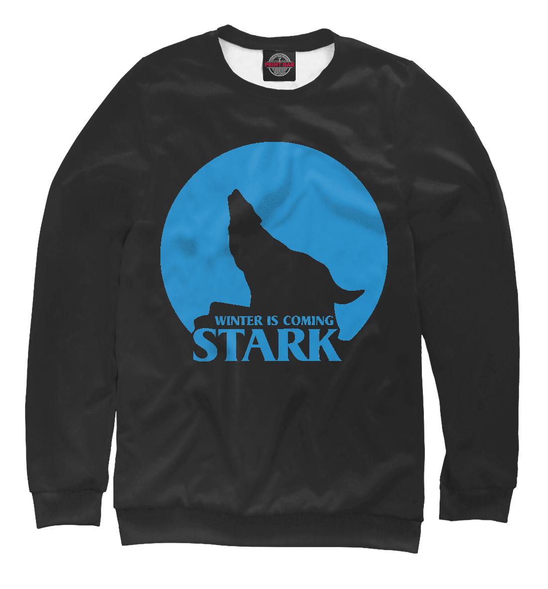 Купить Winter is Coming - Stark, Printbar, Свитшоты, IGR-602197-swi-2