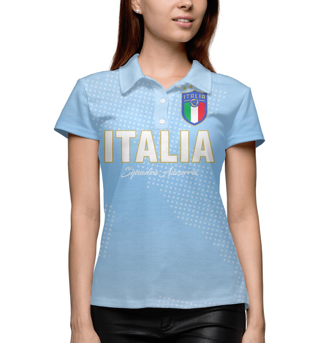 Купить Италия, Printbar, Поло, FNS-239584-pol-1