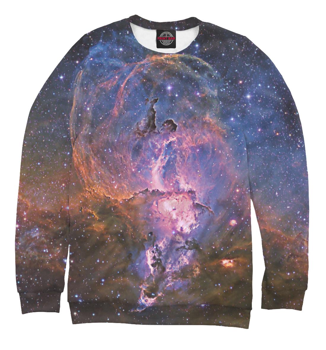 Statue of Liberty nebula / Туманность Статуя Свободы (NGC 3576)