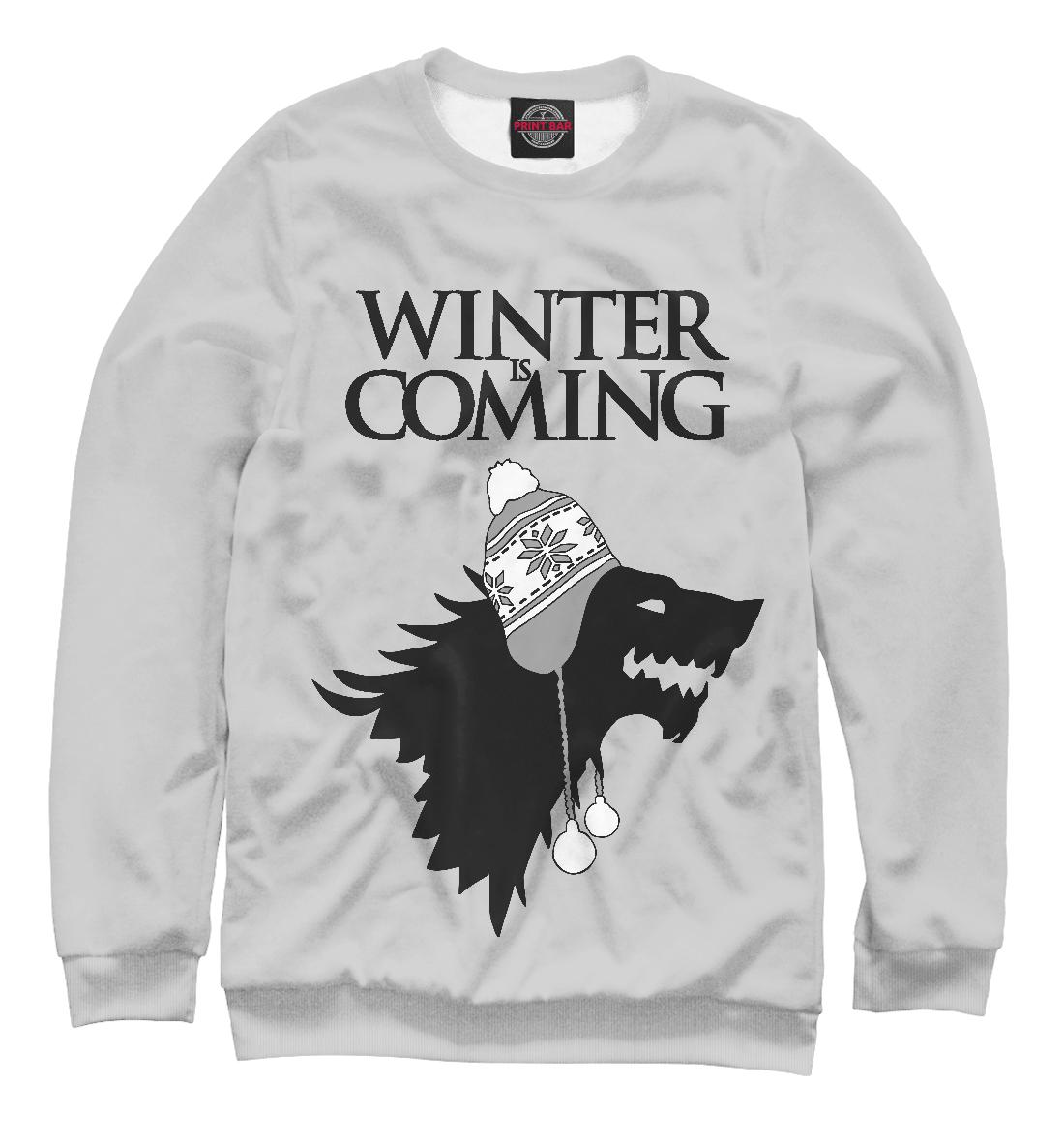 Купить Зима Близко, Printbar, Свитшоты, IGR-546456-swi-2
