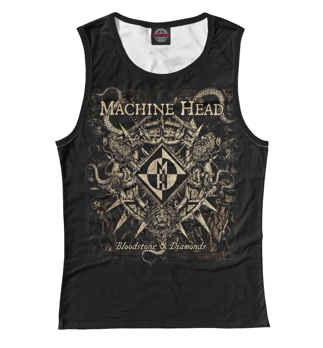 Купить Machine Head, Printbar, Майки, MZK-477891-may-1