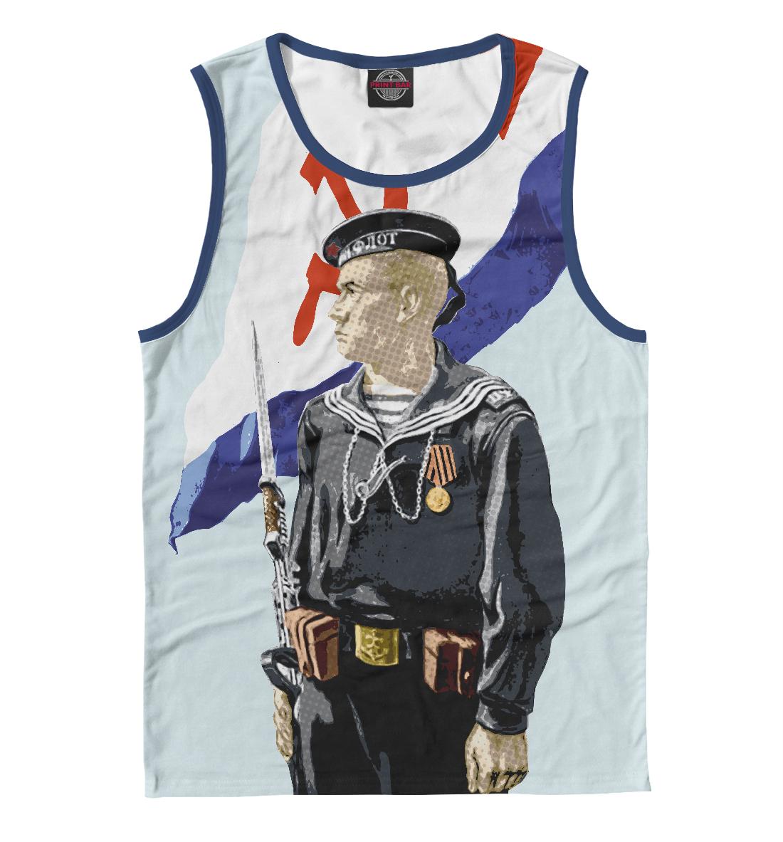 Купить ВМФ - Рулит!, Printbar, Майки, VMF-377186-may-2