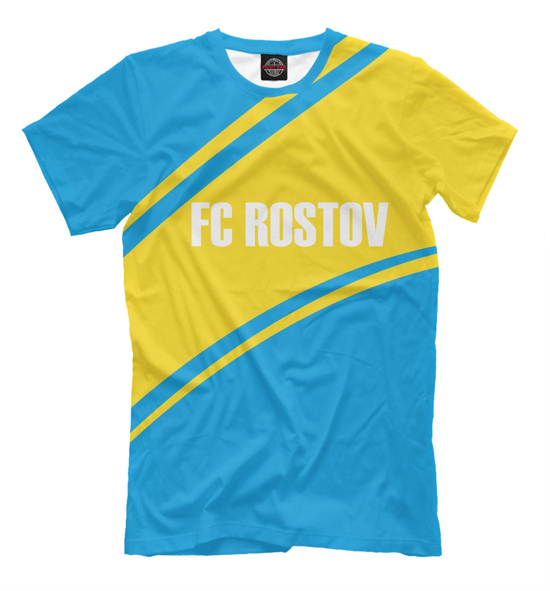 Купить FC Rostov, Printbar, Футболки, RST-447630-fut-2