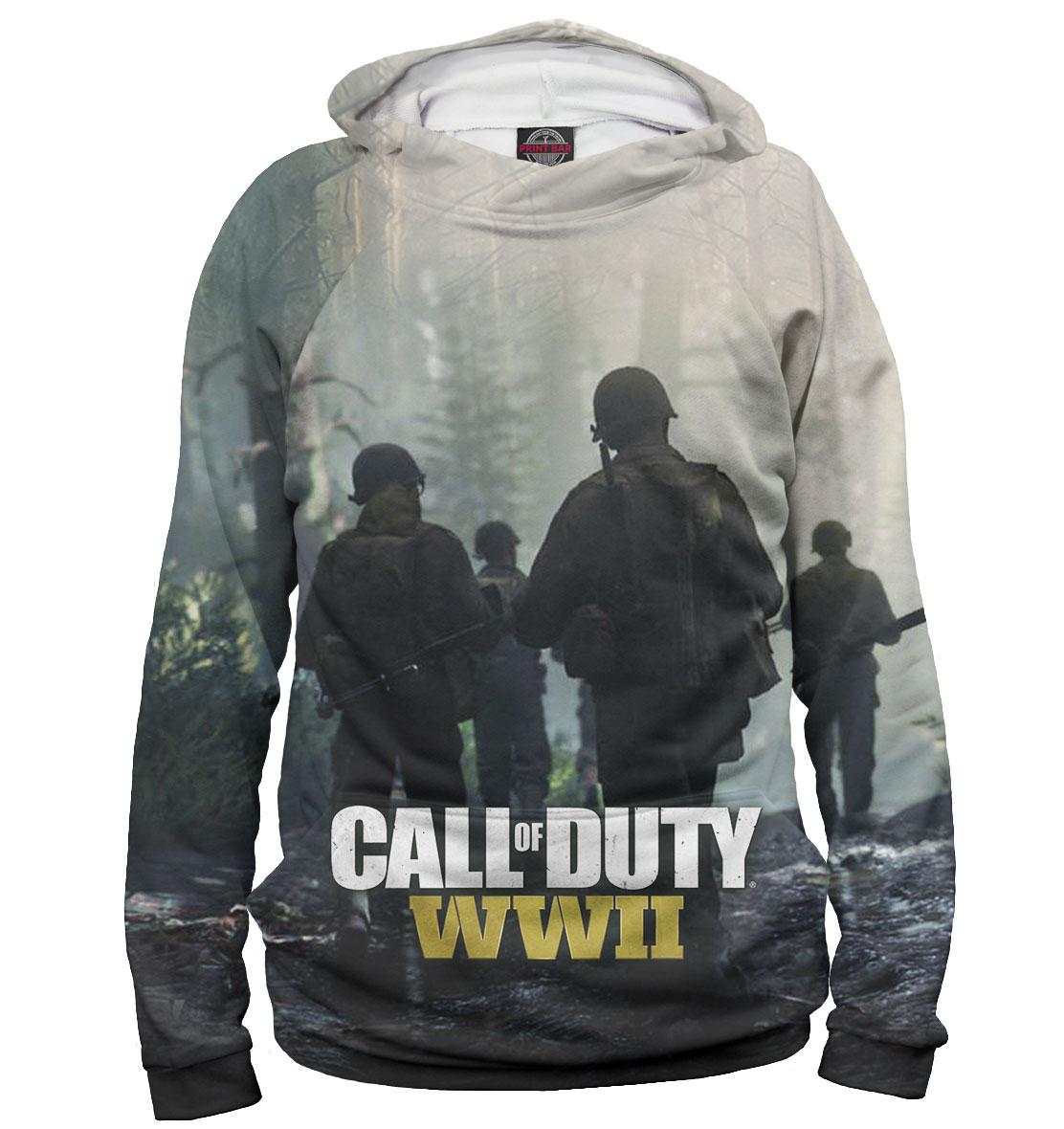 Купить Call of Duty: WWII, Printbar, Худи, COD-344174-hud-2