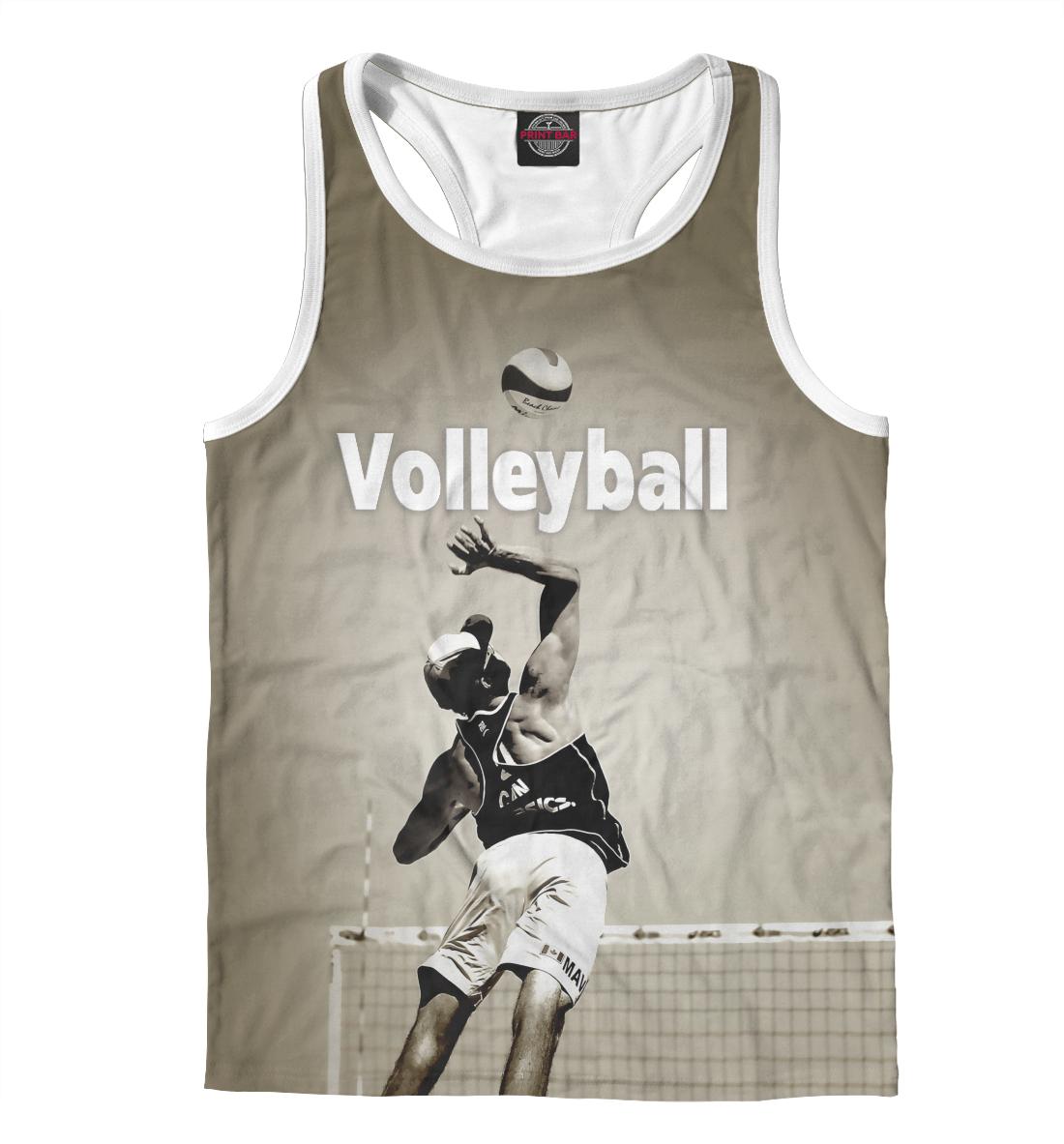 Купить Volleyball, Printbar, Майки борцовки, VLB-266074-mayb-2