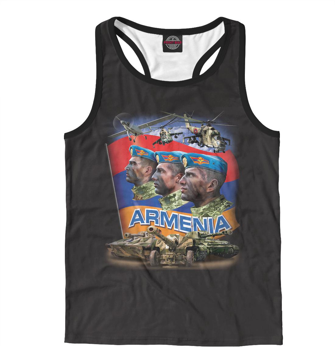 Купить ВДВ Армении., Printbar, Майки борцовки, VDV-611162-mayb-2