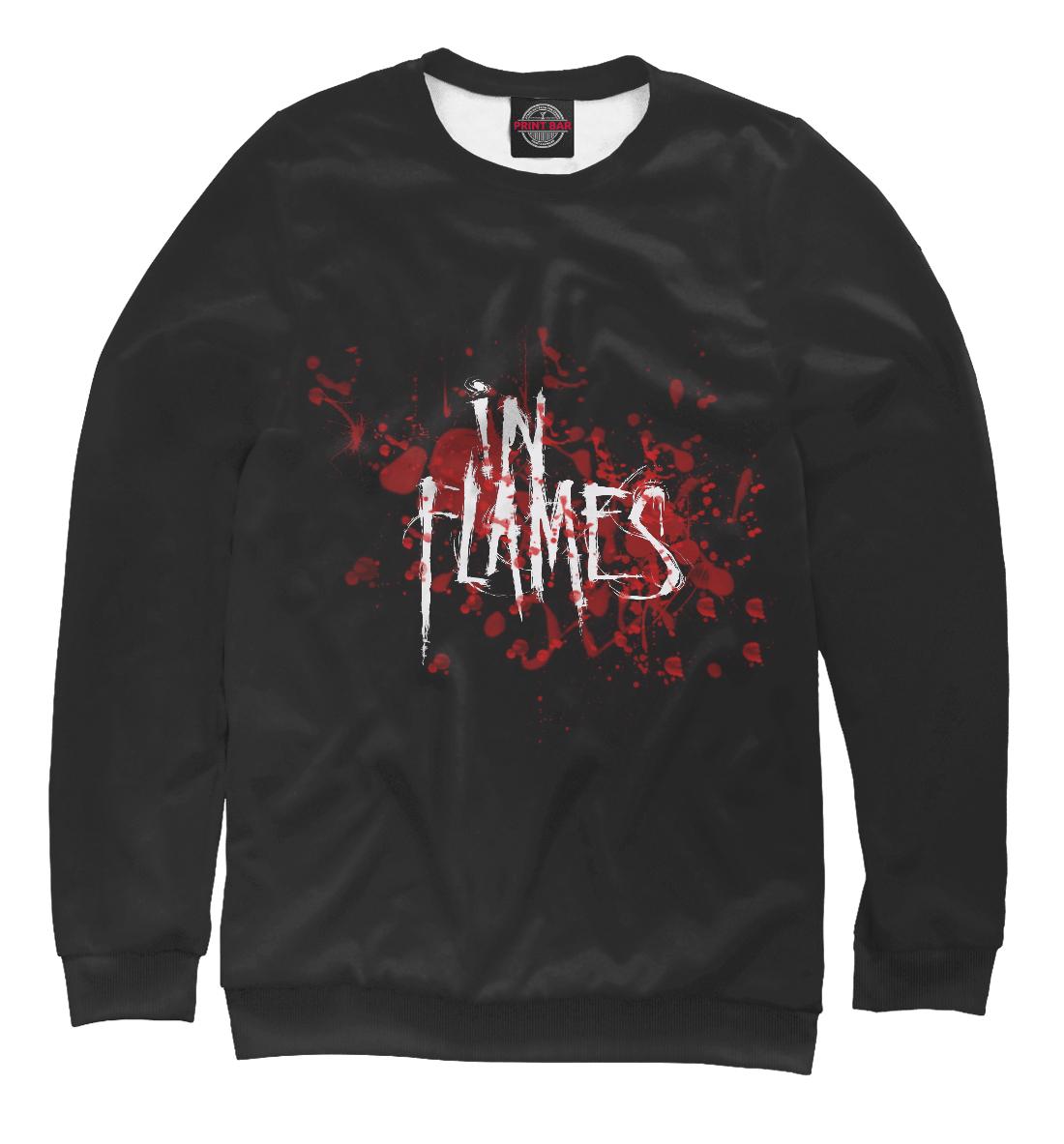Купить In Flames, Printbar, Свитшоты, INF-923317-swi-1