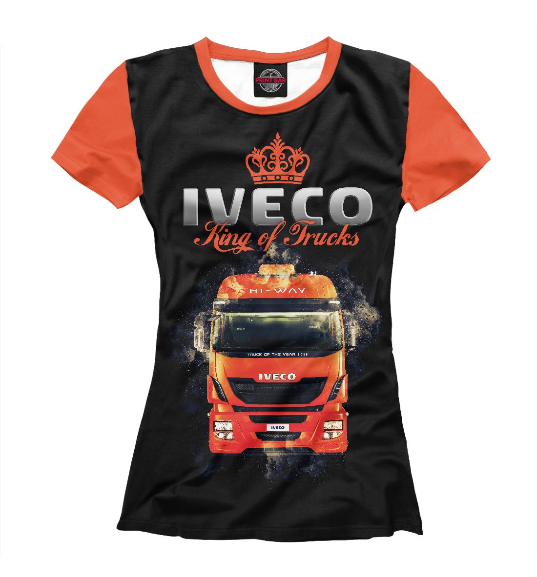 IVECO - король грузовиков