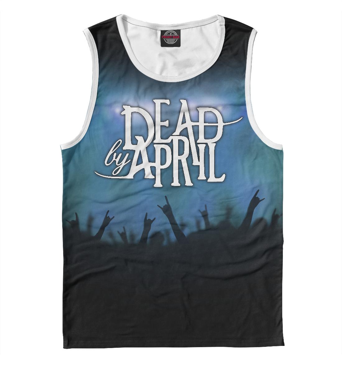 Купить Dead by April, Printbar, Майки, DBA-986007-may-2
