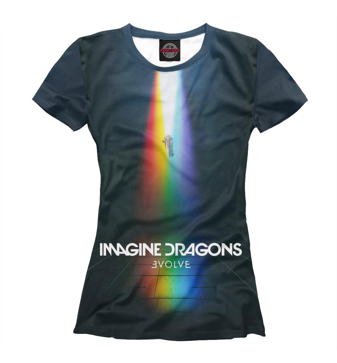 Купить Imagine Dragons, Printbar, Футболки, IMA-417104-fut-1