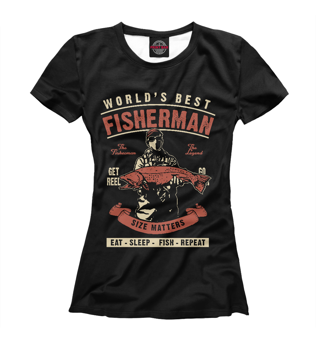 Фото - Лучший в мире рыбак лучший в мире рыбак