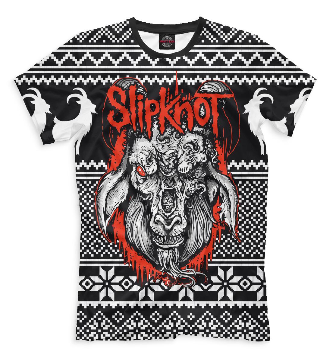 Slipknot, Printbar, Футболки, SLI-546767-fut-2  - купить со скидкой