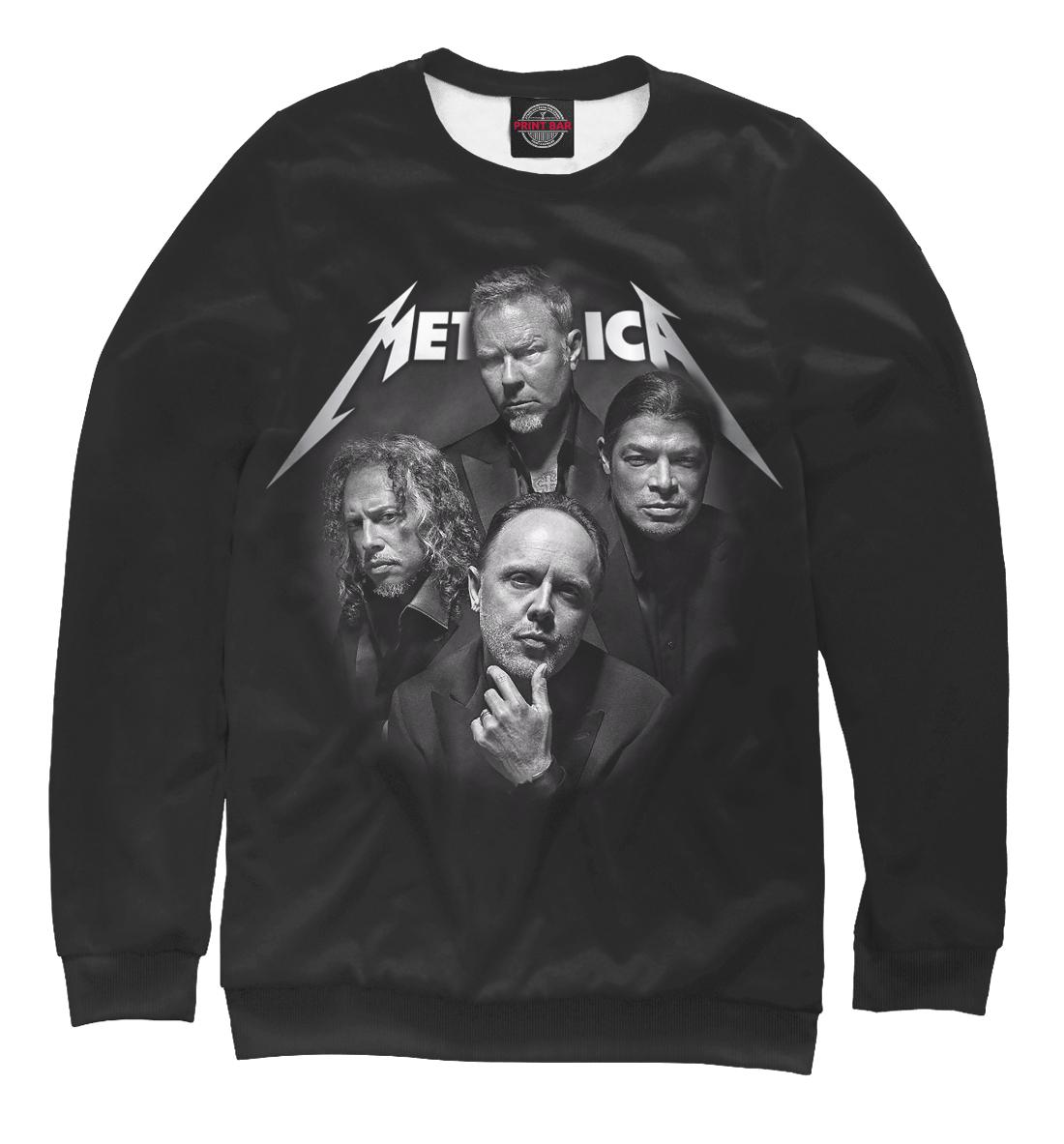 Купить Metallica, Printbar, Свитшоты, MET-591536-swi-2