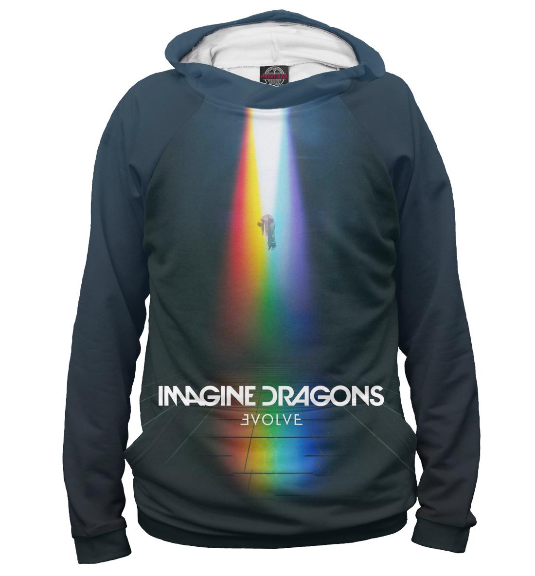 Купить Imagine Dragons, Printbar, Худи, IMA-417104-hud-1