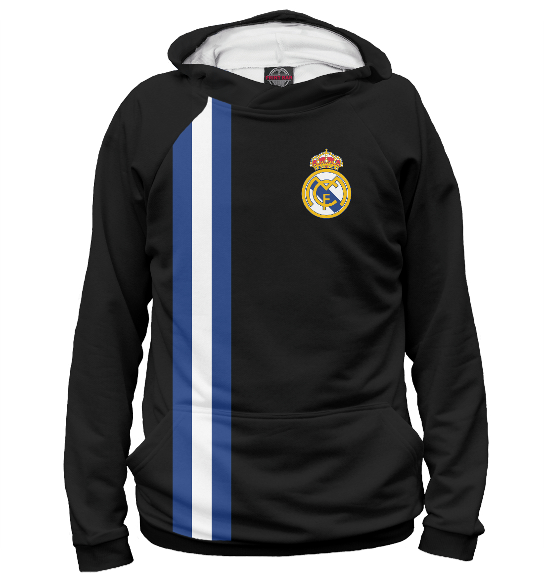 Купить Real Madrid / Line Collection, Printbar, Худи, REA-814638-hud-2