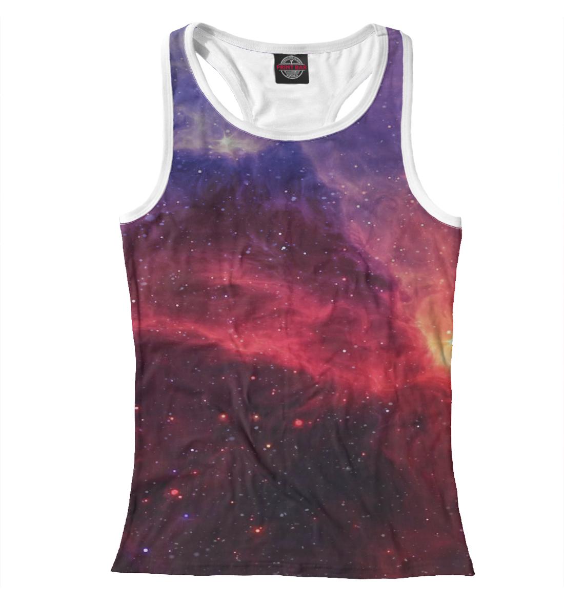 Купить Космический свет, Printbar, Майки борцовки, APD-104651-mayb-1