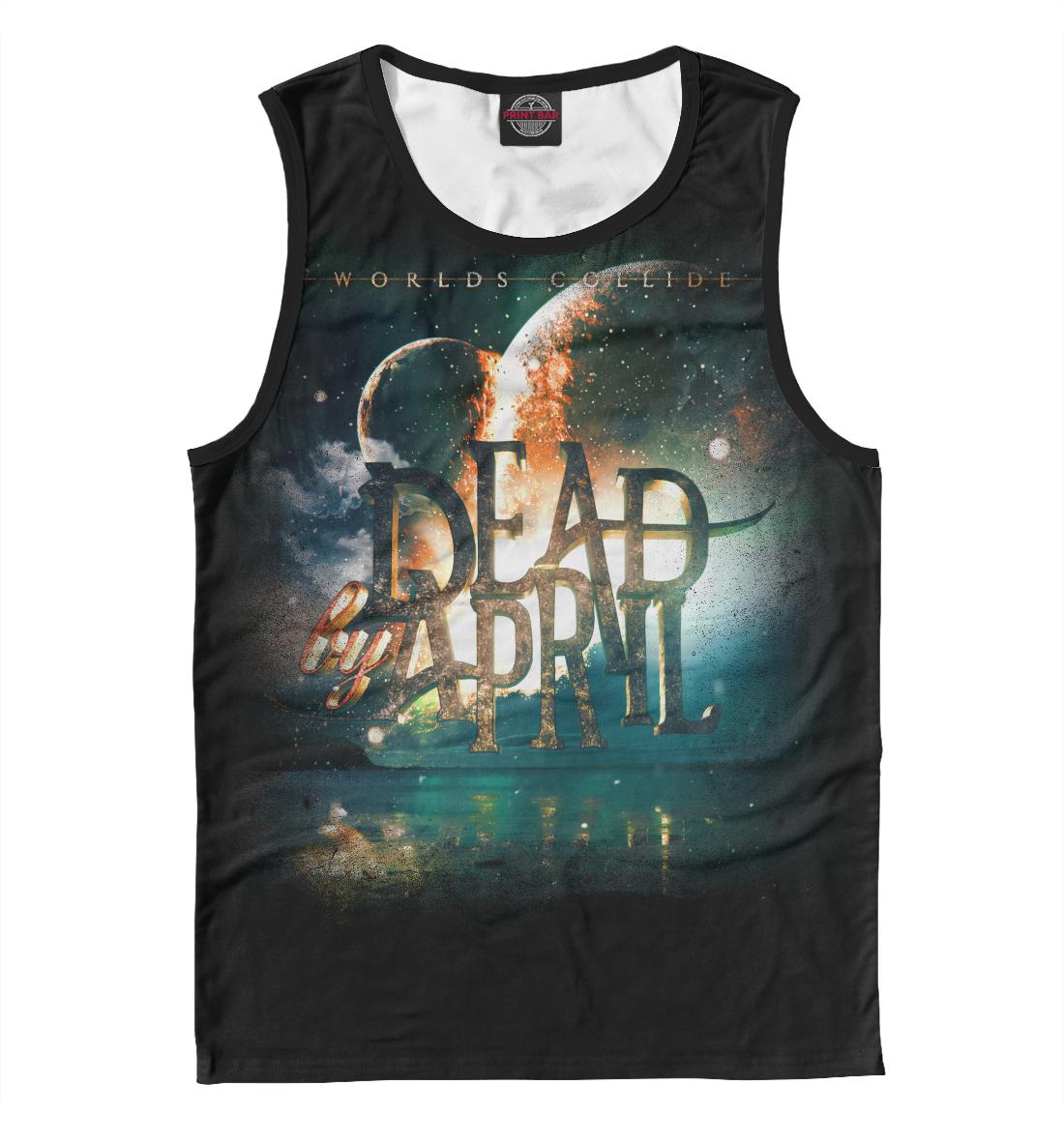 Купить Dead by April, Printbar, Майки, MZK-521916-may-2