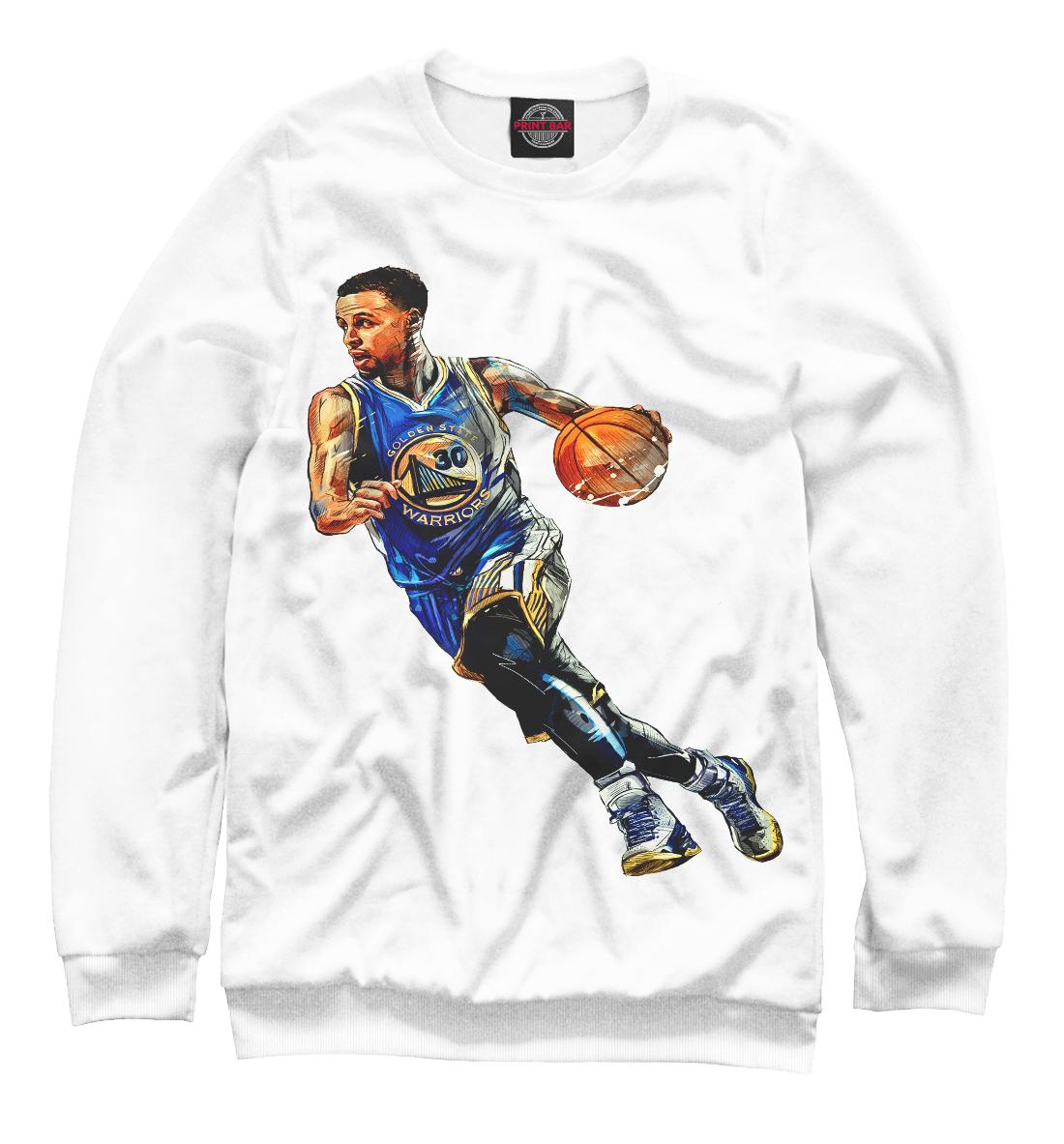 Купить Stephen Curry, Printbar, Свитшоты, NBA-680233-swi-1