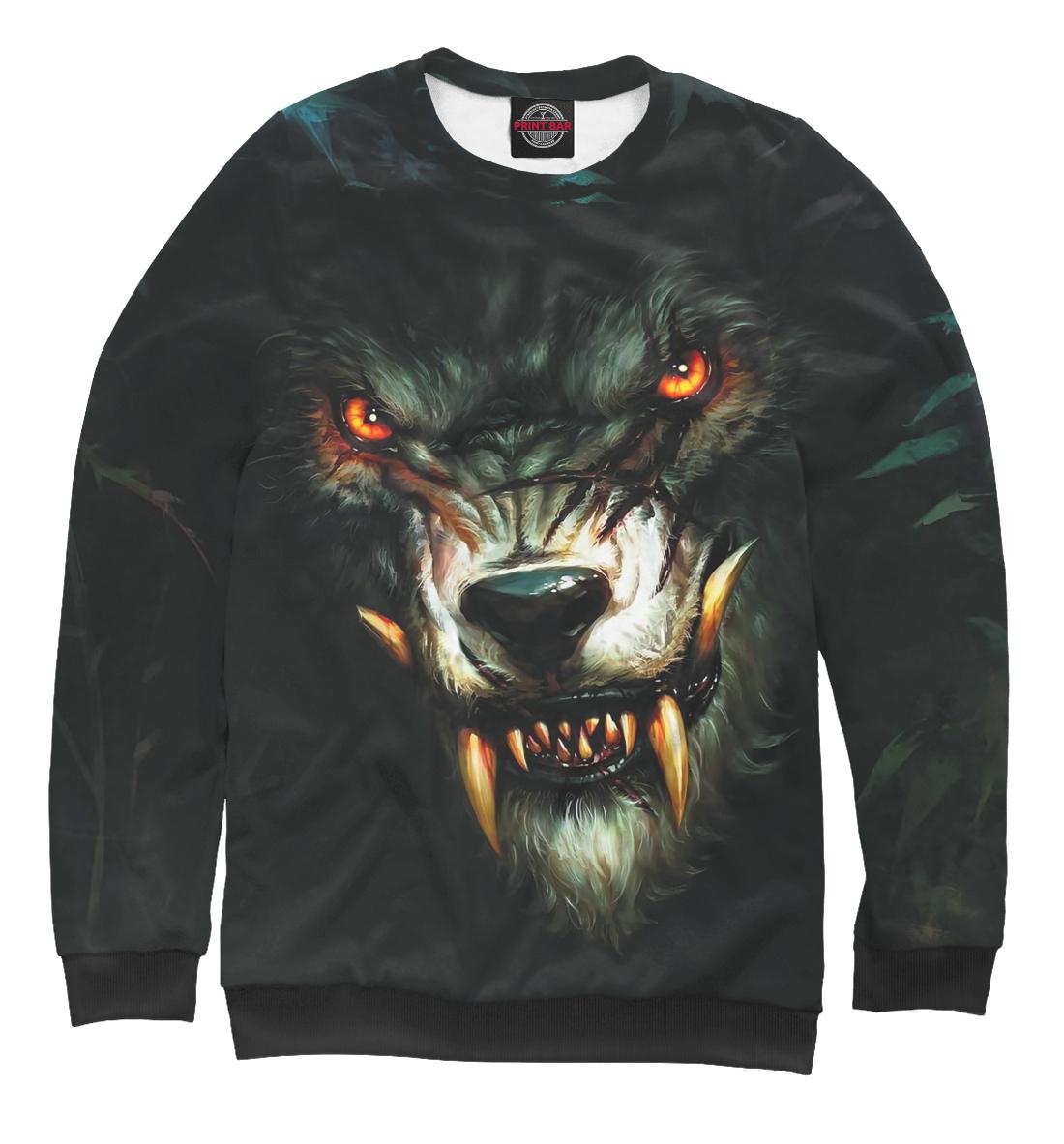 Купить Злой волк, Printbar, Свитшоты, VLF-167006-swi-2