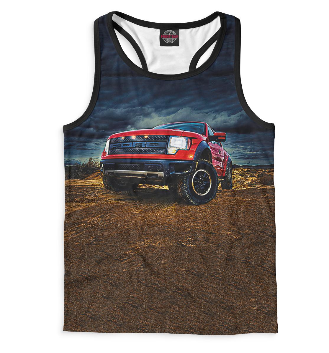 Купить Ford F-150 Raptor, Printbar, Майки борцовки, OUT-339408-mayb-2